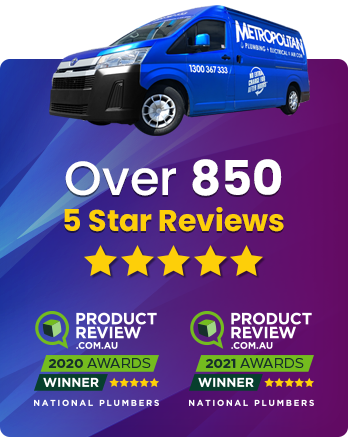 Metropolitan Plumbing Moorabbin - With over 300+ 5 Star reviews on Product Review, Metropolitan Plumbing is the name you can trust
