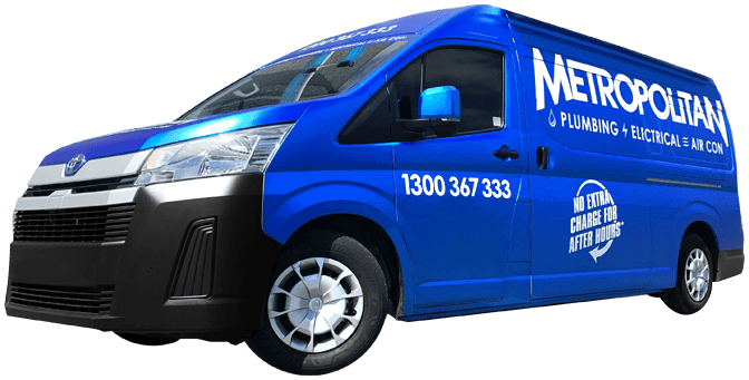 Plumber Kensington Vans Available Now Image