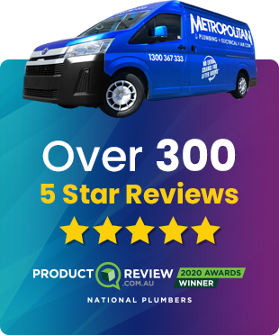 Metropolitan Plumbing Toowong - With over 300+ 5 Star reviews on Product Review, Metropolitan Plumbing is the name you can trust