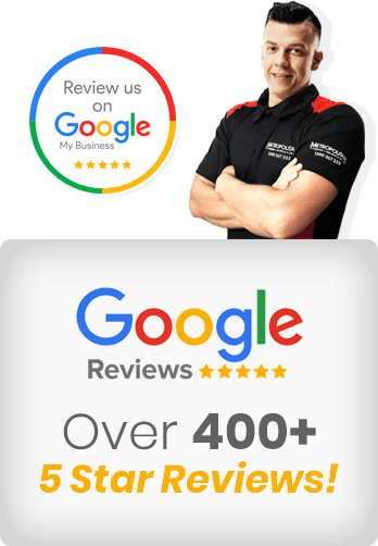 Metropolitan Plumbing Auburn - With over 400+ 5 Star reviews on Google Reviews, Metropolitan Plumbing is the name you can trust