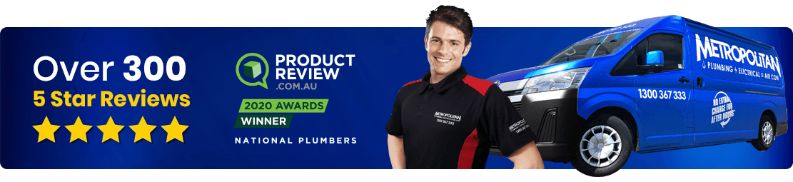 Metropolitan Plumbing Cottesloe - With over 300+ 5 Star reviews on Product Review, Metropolitan Plumbing is the name you can trust