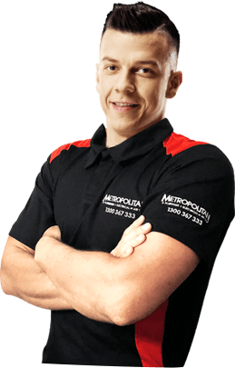 Metropolitan Plumbing Wantirna South Employee Image