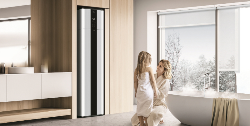The New LG Water Heater with Huge Energy Saving Potential